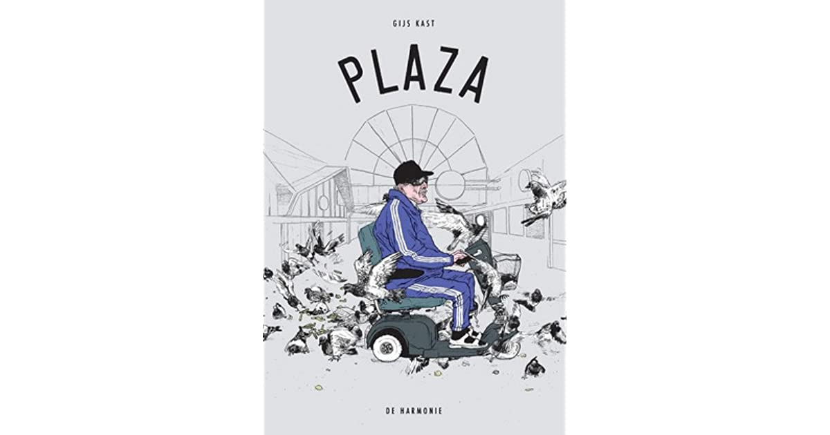 Plaza By Gijs Kast