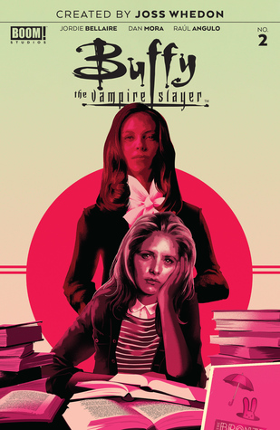Buffy the Vampire Slayer #2 by Jordie Bellaire