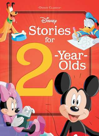 Disney Stories for 2-Year-Olds by Editors of Studio Fun Inter...