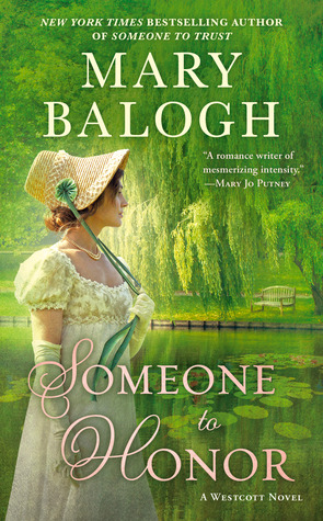Book Review: Someone to Honor by Mary Balogh