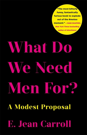What do we need men for