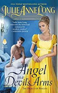 Angel in a Devil's Arms (The Palace of Rogues, #2)
