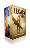 The Legacy Series Boxed Set (Legacy, Prophecy, Revelation, and AWOL)