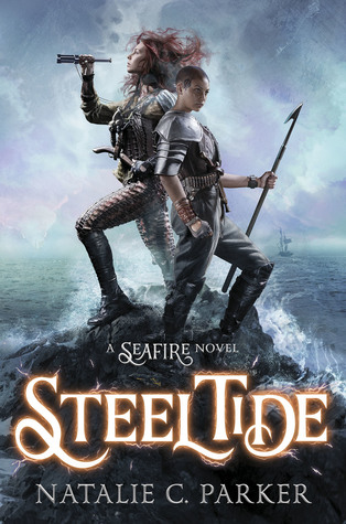 Steel Tide (Seafire, #2)