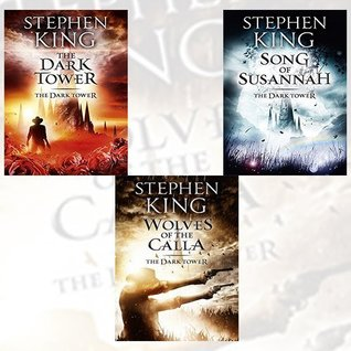 Stephen King Collection The Dark Tower Series 3 Books Set (The Dark Tower V: Wolves of the Calla: 5/7, The Dark Tower VI: Song of Susannah: 6, The Dark Tower VII: The Dark Tower: 7)