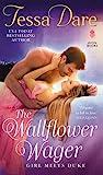 Book cover for The Wallflower Wager (Girl Meets Duke, #3)