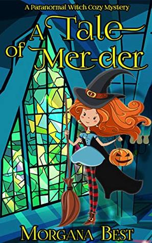 A Tale of Mer-der (His Ghoul Friday Book 1)