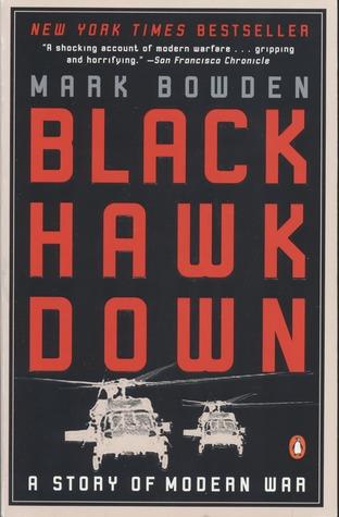 Monica S Review Of Black Hawk Down A Story Of Modern War