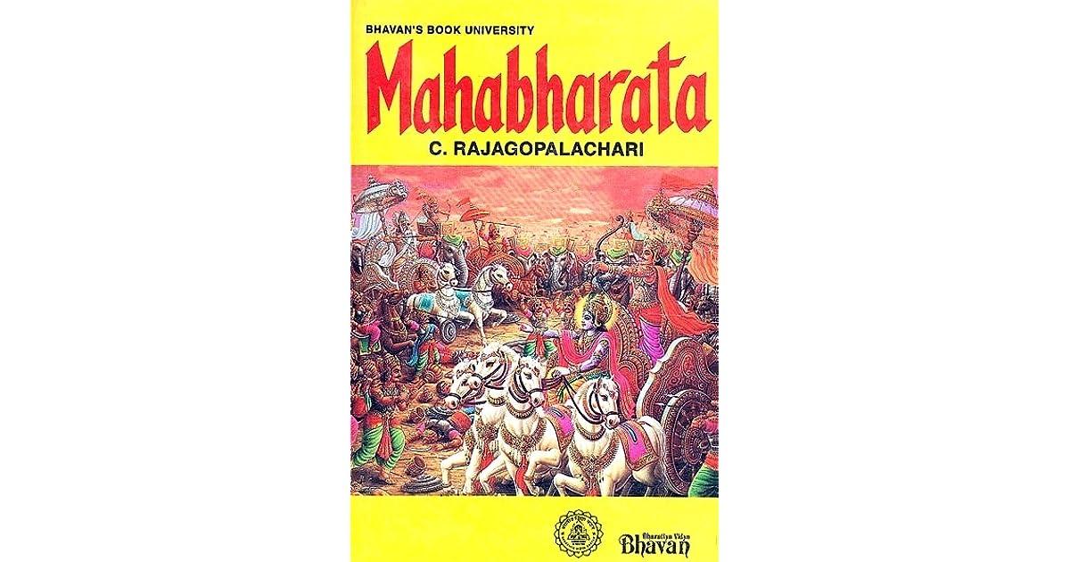 Mahabharata by C  Rajagopalachari