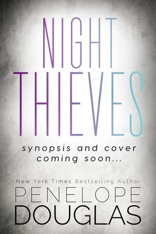 Night Thieves (Hellbent, #4)
