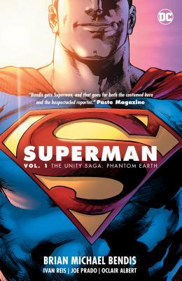 Superman, Volume 1 by Brian Michael Bendis