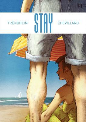 Stay by Lewis Trondheim