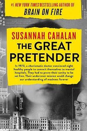 !!> Reading ➳ The Great Pretender ➬ Author Susannah Cahalan – Submitasite.info