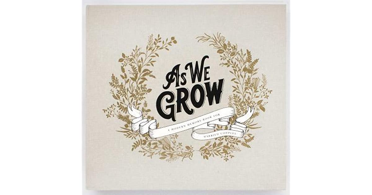 194451547X 2018 9781944515478 April 10 by Korie Herold As You Grow: A Modern Memory Book for Baby Hardcover