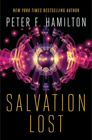 Salvation Lost (Salvation Sequence #2)
