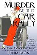 Murder at the Car Rally (Evie Parker Mystery #3)