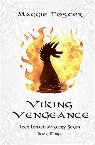 Viking Vengeance, Loch Lonach Mysteries: Book Three