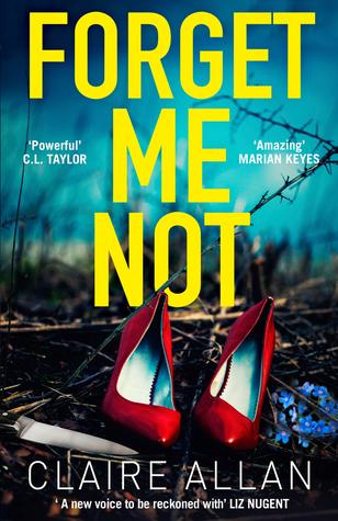 Forget Me Not by Claire Allan