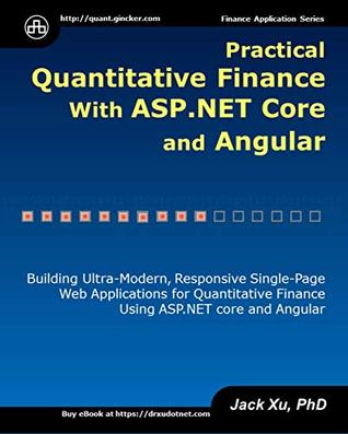 Practical Quantitative Finance with ASP NET Core and Angular