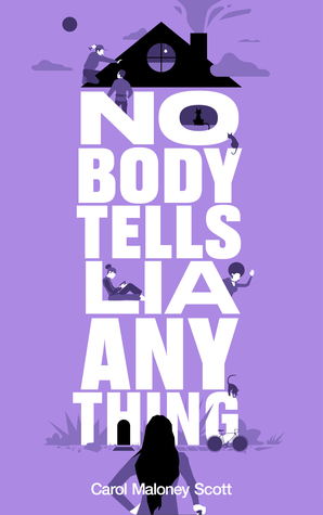 Nobody Tells Lia Anything (Spooky Matchmakers, #1)