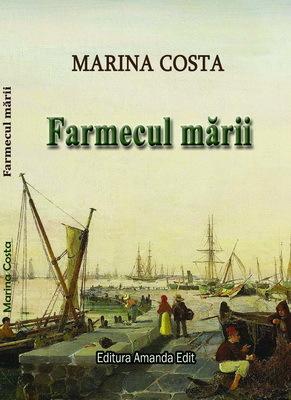 Farmecul mării by Marina Costa