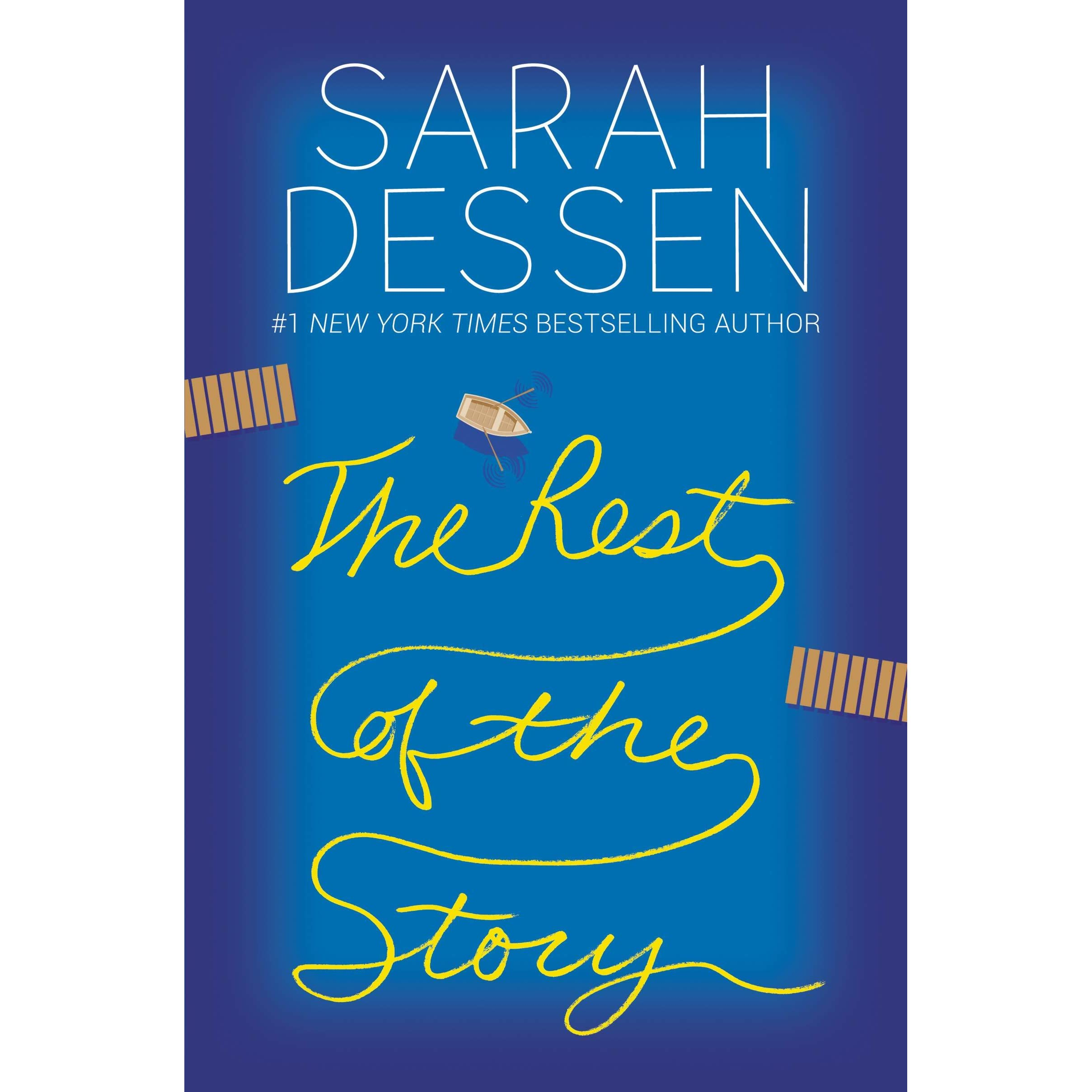 Image result for The Rest of the Story Sarah Dessen