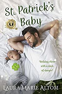 St. Patrick's Baby (SEAL Team: Holiday Heroes, #4)