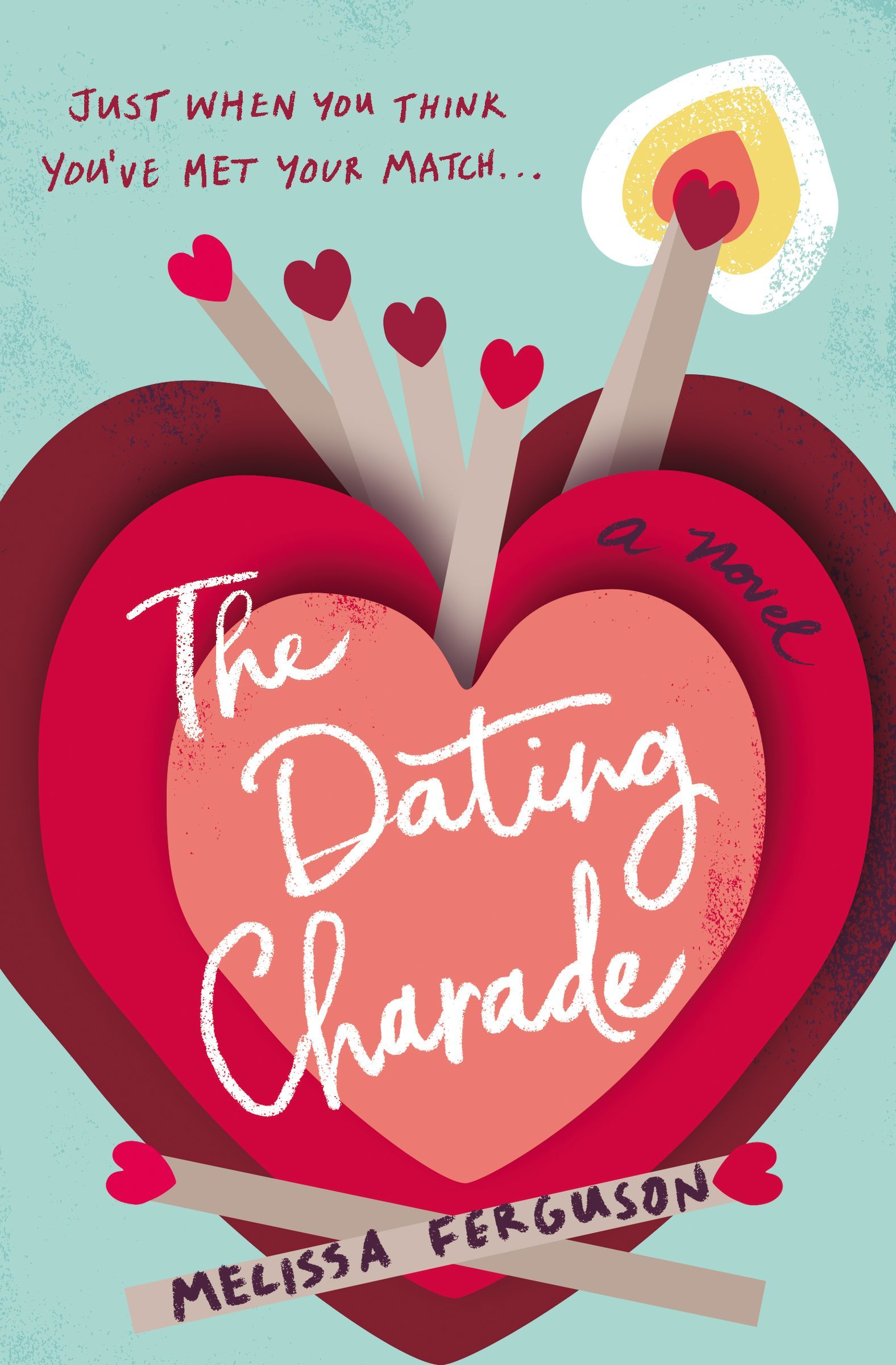 Image result for the dating charade melissa ferguson