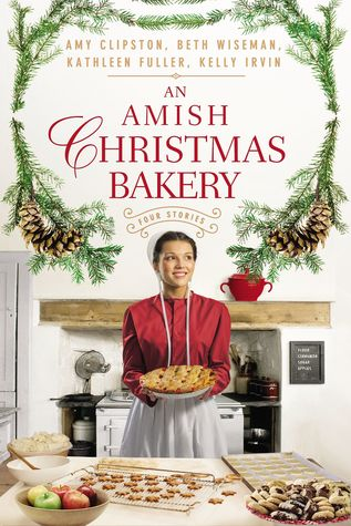 An Amish Christmas Bakery by Amy Clipston