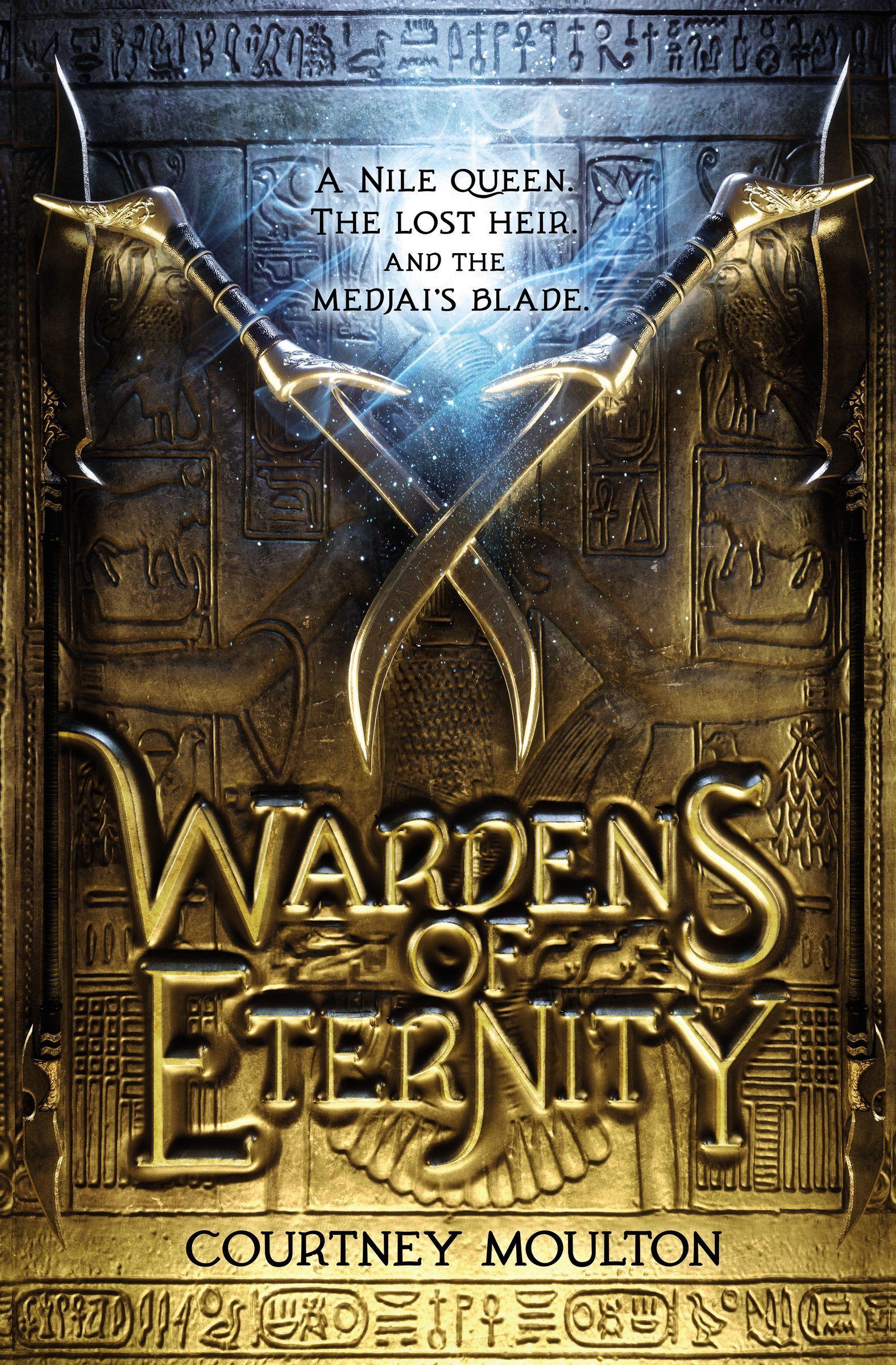 Wardens of Eternity - Courtney Allison Moulton
