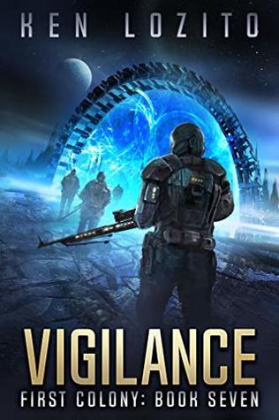 Vigilance (First Colony #7) ebook review