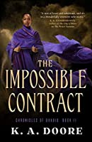 The Impossible Contract (The Chronicles of Ghadid, #2)
