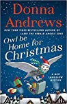 Owl Be Home for Christmas (Meg Lanslow, #26)