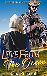 Love from the Ocean: Clean Amish and Navy Seal Romance