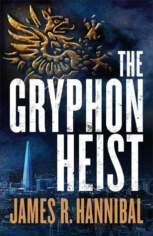 The Gryphon Heist (Talia Inger #1)
