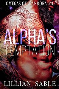 Alpha's Temptation (Omegas of Pandora #4)