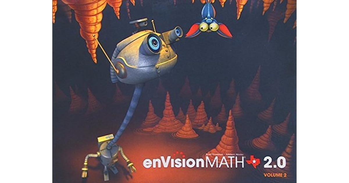 Pearson Texas, enVision MATH 2 0, Grade 2, Volume 2, Topics