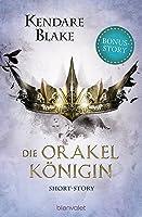 Die Orakelkönigin (Der schwarze Thron, #0.1)