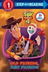 Review ebook Old Friends, New Friends (Disney/Pixar Toy Story 4) (Step into Reading) by Random House