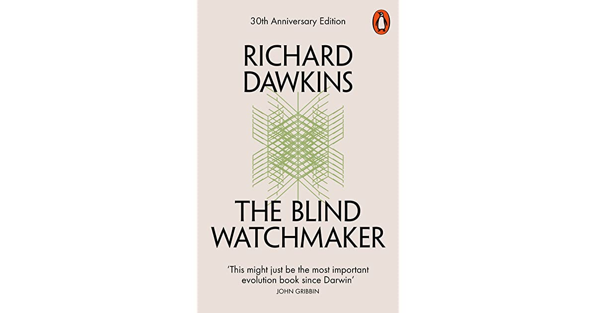 The Blind Watchmaker.pdf