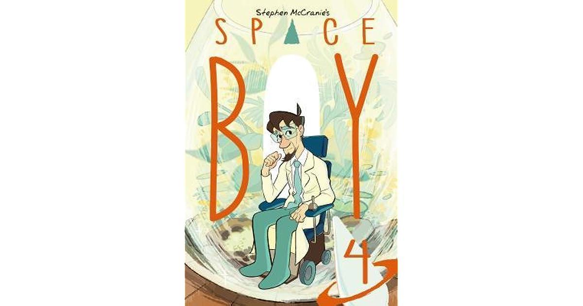 Stephen McCranies Space Boy Volume 2
