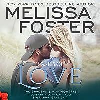 Trails of Love (The Bradens & Montgomerys: Pleasant Hill - Oak Falls #3; The Bradens #28; Love in Bloom #68)