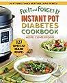 Fix-It and Forget-It Instant Pot Diabetes Cookbook: 127 Super Easy Healthy Recipes audiobook review