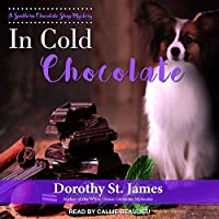 In Cold Chocolate (A Southern Chocolate Shop Mystery, #3)