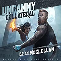 Uncanny Collateral (Valkyrie Collection, #1)