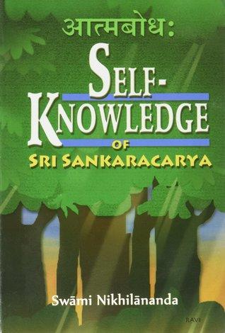 Self-Knowledge of Sri Sankaracarya