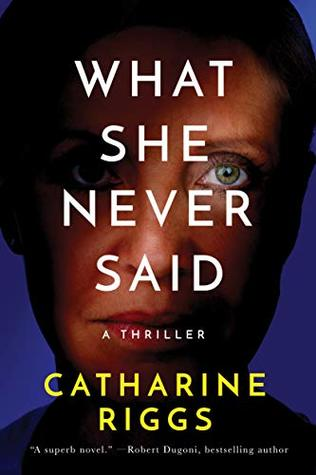 What She Never Said (Santa Barbara Suspense #2)