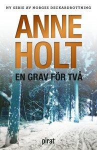En grav för två by Anne Holt