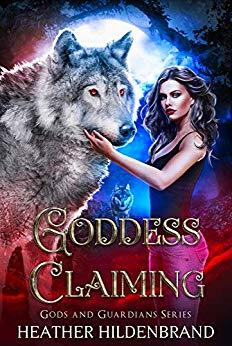 Goddess Claiming by Heather Hildenbrand