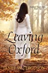 Leaving Oxford (Southern Hearts, #1)